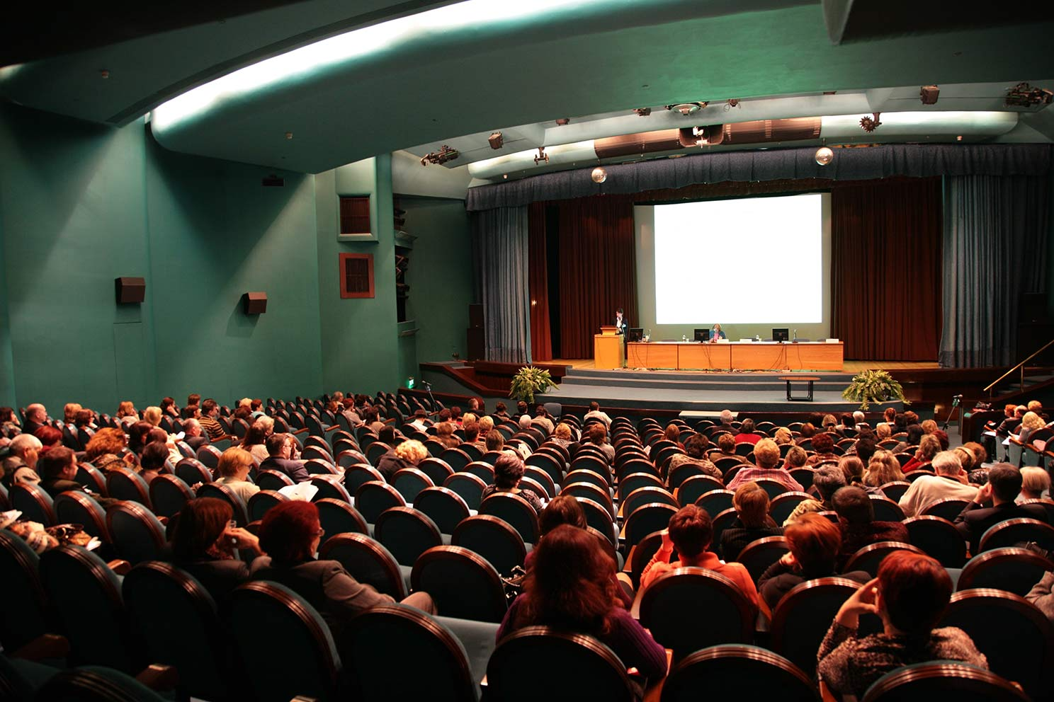 Events, conferences and meetings organitzation